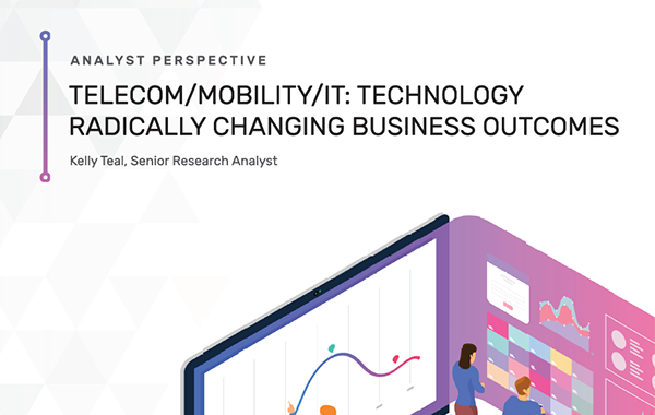Telecom / mobility / IT: Radically Changing Business Outcomes- Art