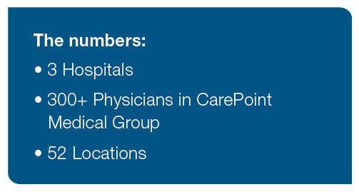 CarePoint The Numbers