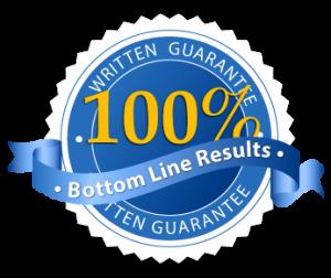 Written Guarantee Graphic