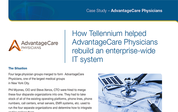 AdvantageCare Case Study