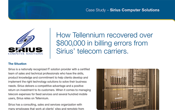 Sirius Computer Solutions FI