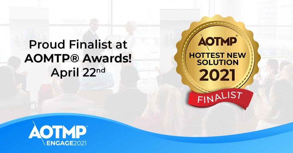AOTMP Award graphic