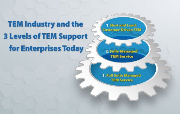 TEM Industry and the 3 Levels of TEM Support for Enterprises Today-Feat